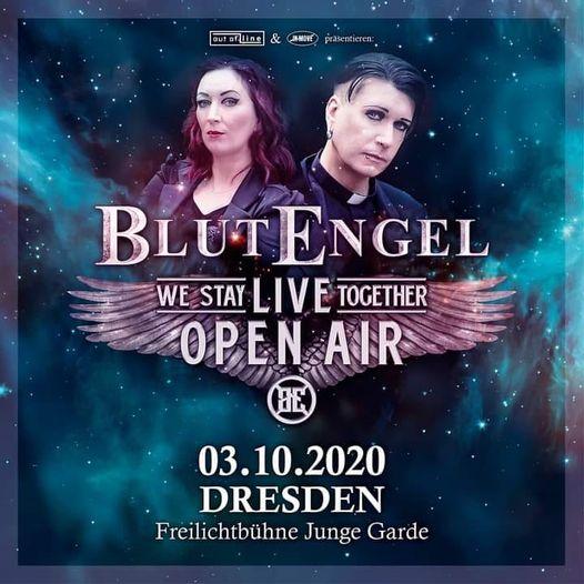 Blutengel – Dresden – Junge Garde – 03.10.2020