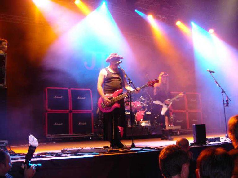 Rock im Betonwerk 2009